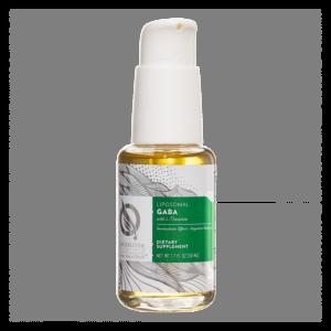 Liposomal Gaba with L-Theanine 50ml. - Quicksilver