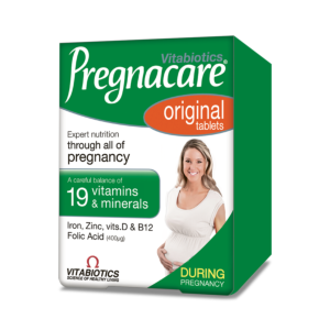 Pregnacare Original Tablete Vitabiotics