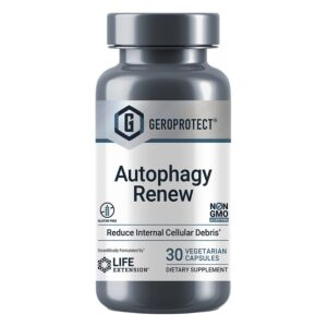 Geroprotect Autophagy Renew30 Life Extension