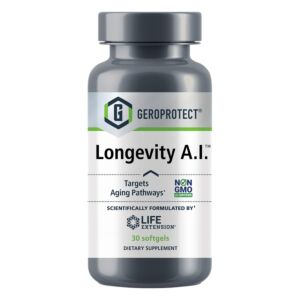 Longevity A.I. 30cps Life Extension
