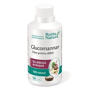 Glucomannan 90cps Rotta Natura