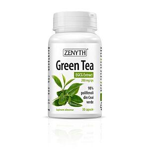 Green Tea 30 cps Zenyth