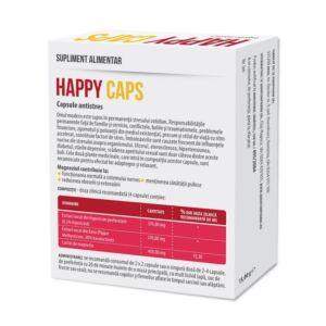 Happy Caps antistres 30cps. - Parapharm