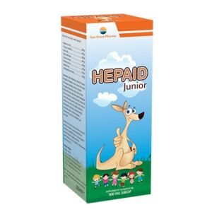 Hepaid Junior Sirop 100ml SunWave Pharma