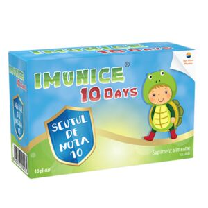 Imunice 10 Days 10plicuriSunWave Pharma