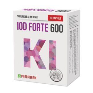 Iod Forte 600,30 capsule-Parapharm