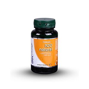 Iod natural 60cps DVR Pharm