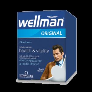 Wellman Original Tablete Vitabiotics
