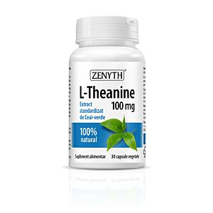 L-Theanine 100 mg 30cps Zenyth
