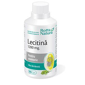 Lecitina 1200 mg 90cps Rotta Natura