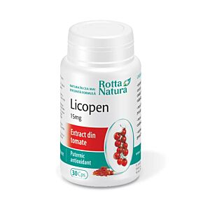 Licopen 15 mg 30cps Rotta Natura