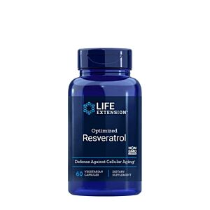 Optimized Resveratrol 60cps Life extension