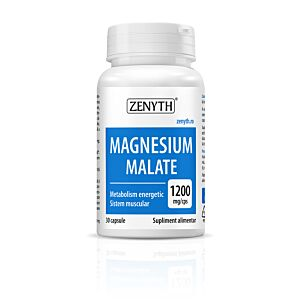 Magnesium Malate 30cps Zenyth