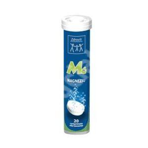 Magneziu, 20 comprimate efervescente, Zdrovit