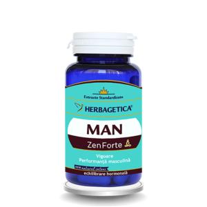 Man Herbagetica - 30 capsule