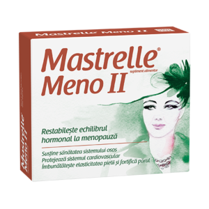 Mastrelle Meno II 30cps Fiterman