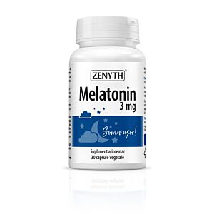 Melatonin 3 mg 30cps Zenyth