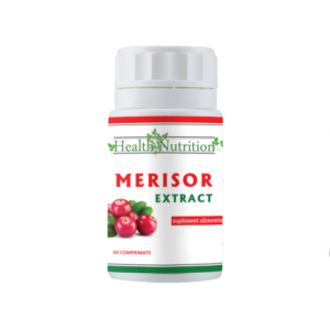 Merisor Extract 2400 mg 60 comprimate