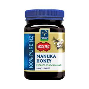 MIERE MANUKA MGO 250+  500G-MANUKA HEALTH