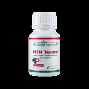 MSM Natural capsule 180 capsule