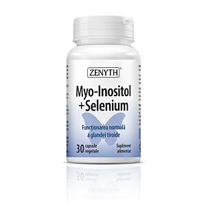 Myo-Inositol + Selenium 60 capsule