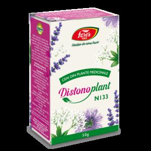 Distonoplant, N133, ceai la pungă 50g Fares