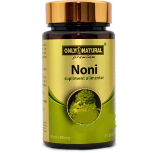 Noni 490 mg Only Natural, 60 capsule