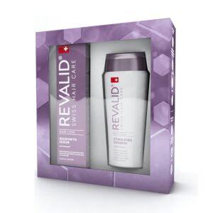Ser contra căderii părului 50 ml + Șampon stimulator Revalid75ml