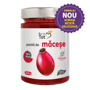 Bun de Tot Macese pasta fara zahar - 360g Dacia Plant