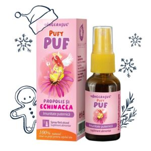 PufyPUF Propolis si Echinacea spray Dacia Plant