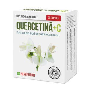 Quercetina+C 30 capsule Parapharm