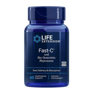 Fast C and Bio Quercetin Life Extension