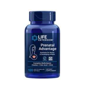 Prenatal Advantage 120cps Life Extension