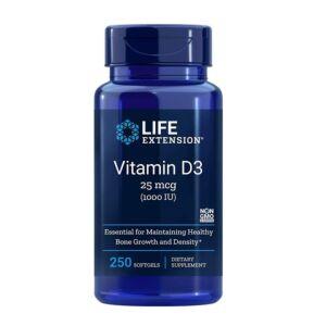 Vitamin D3 - 250 capsule Life Extension