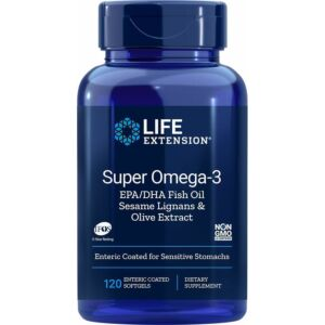 Life Extension Super Omega-3