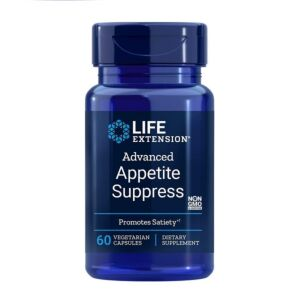 Appetite Suppress 60cps Life Extension