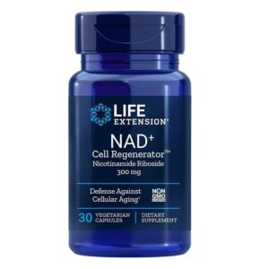 Nad+ 300mg 30cps Life Extension