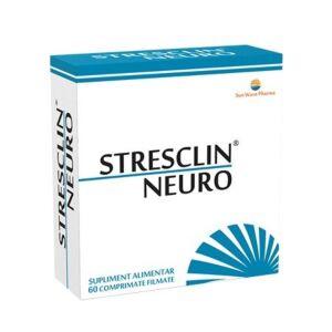 Stresclin Neuro 60cps SunWave Pharma