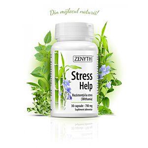 Stress Help 30 capsule/700mg-Zenyth