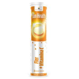 Sun Health Fier + Vitamina C 20cpr SunWave Pharma