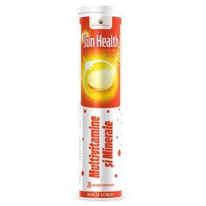 Sun Health Multivitamine si Minerale20cprSunWave Pharma