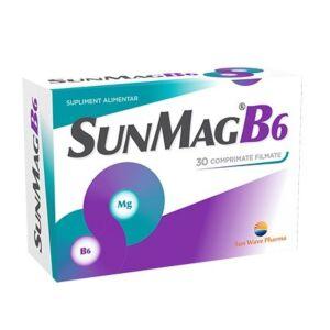 SunMag B6 30cpr SunWave Pharma