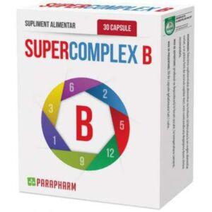 Super Complex B 30 capsule-PARAPHARM