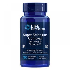 Super Selenium Complex, 100 de cps Life Extension