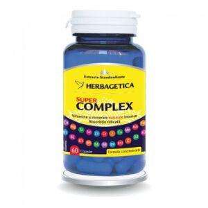 Super Complex 60cps Herbagetica