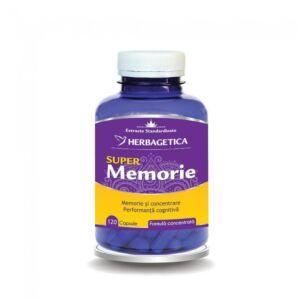 Super Memorie 120cps Herbagetica