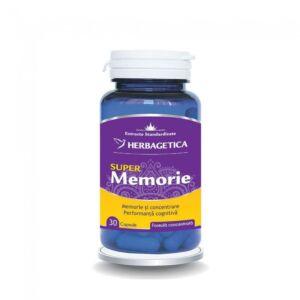 Super Memorie 30cps Herbagetica
