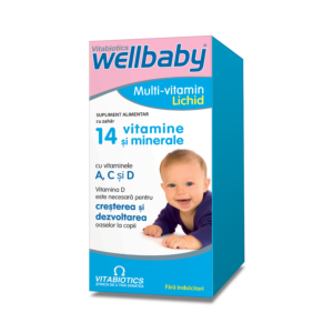 Wellbaby Multivitamin Lichid Vitabiotics