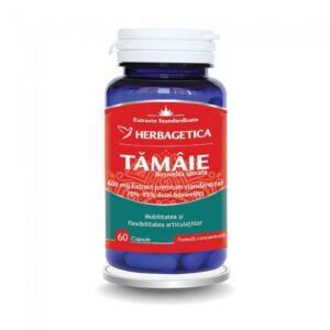 Tămâie-Boswellia serrata 60 capsule-Herbagetica