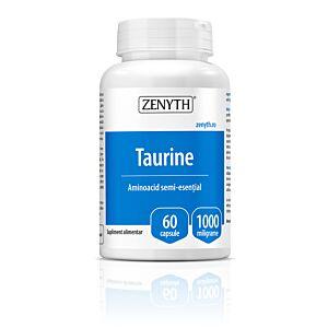 Taurine 60 capsule/1000mg/Zenyth